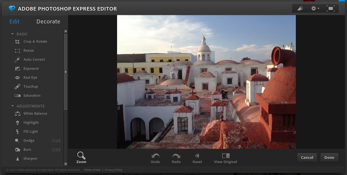 Optimiza las imágenes para tu sitio web